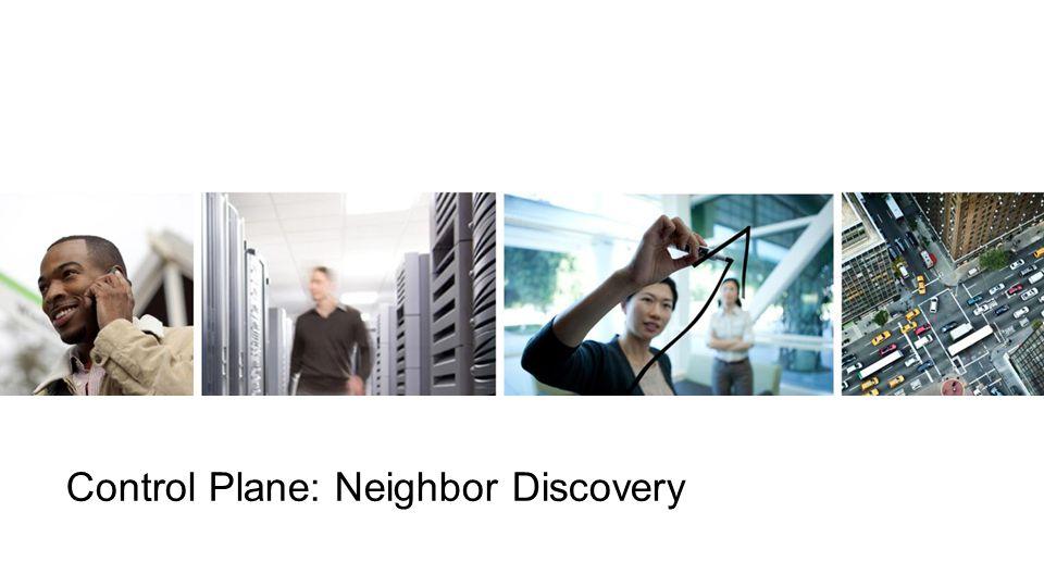 Control Plane: Neighbor Discovery