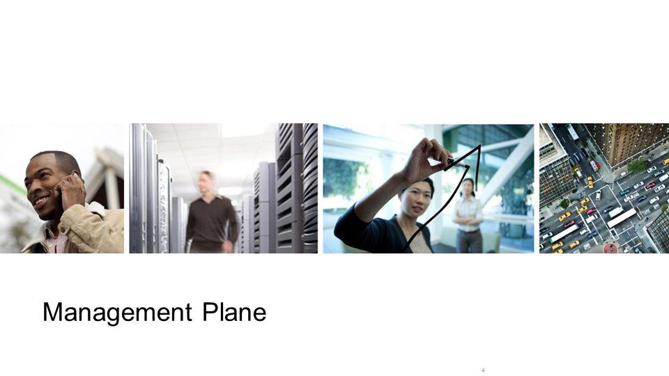 4 Management Plane