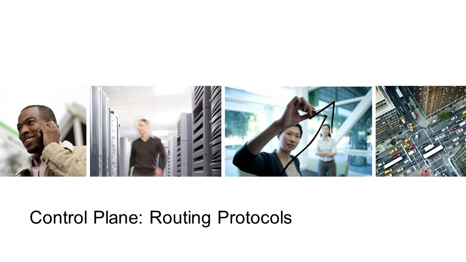 Control Plane: Routing Protocols