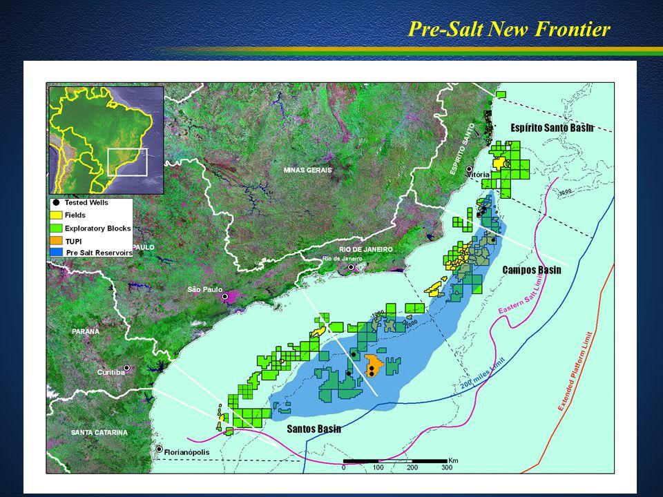 Pre-Salt New Frontier