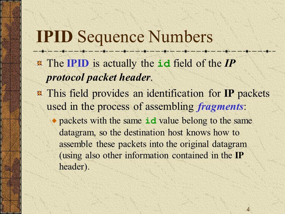 15 OS Fingerprinting