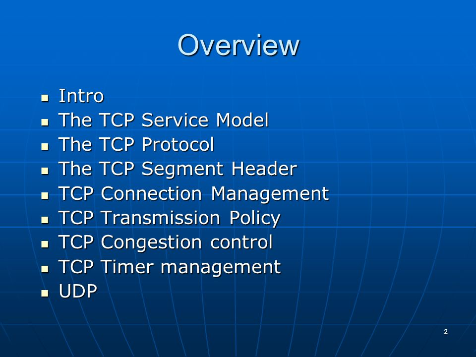 23 TCP Congestion Control Fig.3.