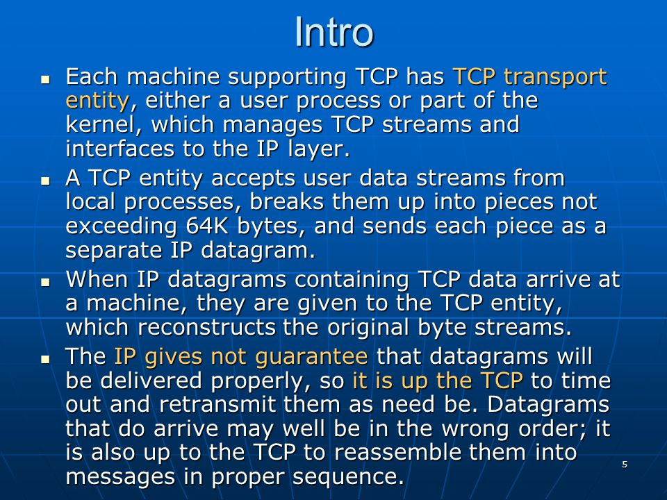 26 TCP Timer Management This problem is much more difficult in the Internet transport layer than in the generic data link protocols, where the delay is very predictable.