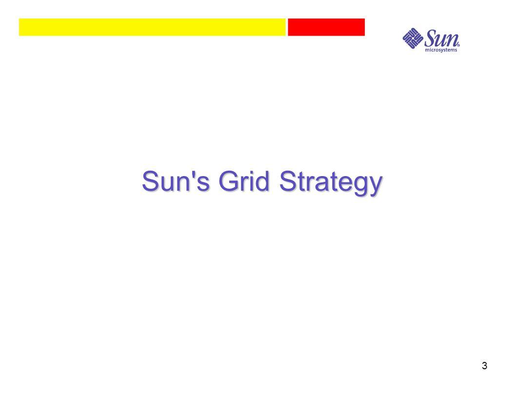 3 Sun s Grid Strategy