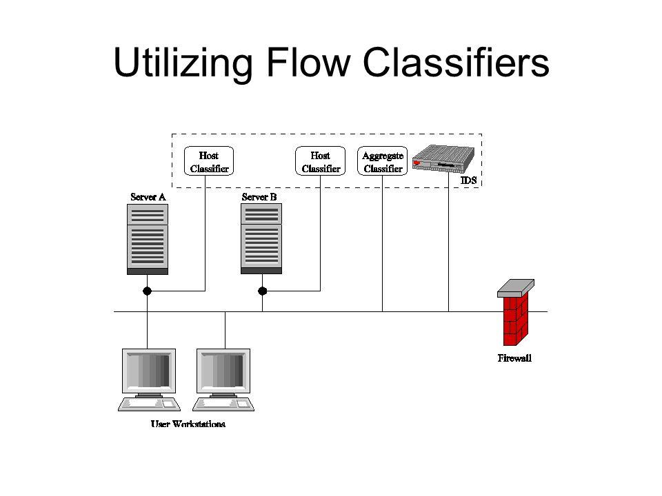 Utilizing Flow Classifiers