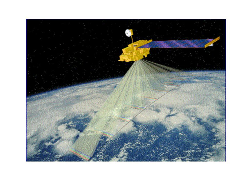 تفاوت ماهواره ها از نظر میدان دید ماهواره ها بر حسب ارتفاع از سطح زمین میدان دید متفاوتی خواهند داشت ، مثلا ماهواره لندست در هر گذر خود پهنه ای در ابعاد 185 × 185 کیلومتر( حدود35000کیلومتر مربع) را سنجش می کند و سنجنده این ماهواره انرژی پدیده هایی به ابعاد 5/28 × 5/28 متر را در روی سطح زمین ثبت می کنند که به این پهنه اندازه گیری پیکسل Pixel می گویند.