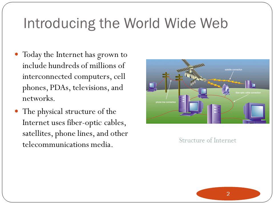 Introducing the World Wide Web 3 Network Node Host Node Node server client Client Serve Model