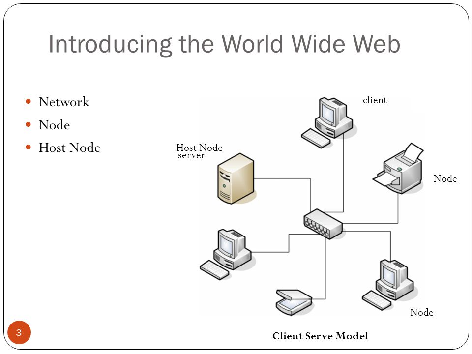 Network Architectures Client Server Model