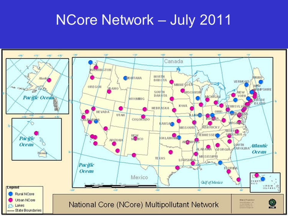 NCore Network – July 2011