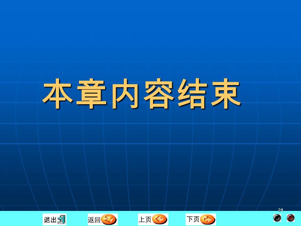 23 六、单步操作的实现 一种利用 8032 单片机的实现 单步操作的硬件电路。其主程序如下: SETB PX0 SETB PX0 CLR I T0 SETB EA SETB EA SETB EX0 SETB EX0 ┇中断服务子程序为: WAIT1 : JNB P3.2 , WAIT1 ;在变高前原地等待 WAIT1 : JNB P3.2 , WAIT1 ;在变高前原地等待 WAIT2 : JB P3.2 , WAIT2 ;在变低前原地等待 WAIT2 : JB P3.2 , WAIT2 ;在变低前原地等待 RETI RETI