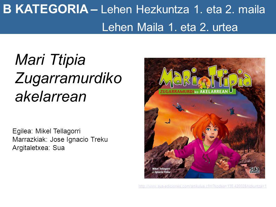 Nur eta etxe sorgindua Egilea: Toti Martínez de Lezea Marrazkiak: Juan Luis Landa Argitaletxea: Erein http://www.erein.com/libro/nur-eta-etxe-sorgindua Ikasturtea bukatu da eta Nur Larrabetzura itzuli da berriro, udako oporretarako.