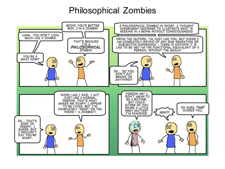 Philosophical Zombies