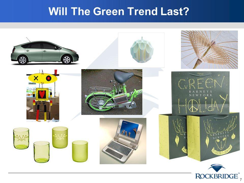 28 Profile of Green Segments