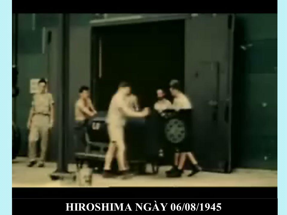 HIROSHIMA NGÀY 06/08/1945