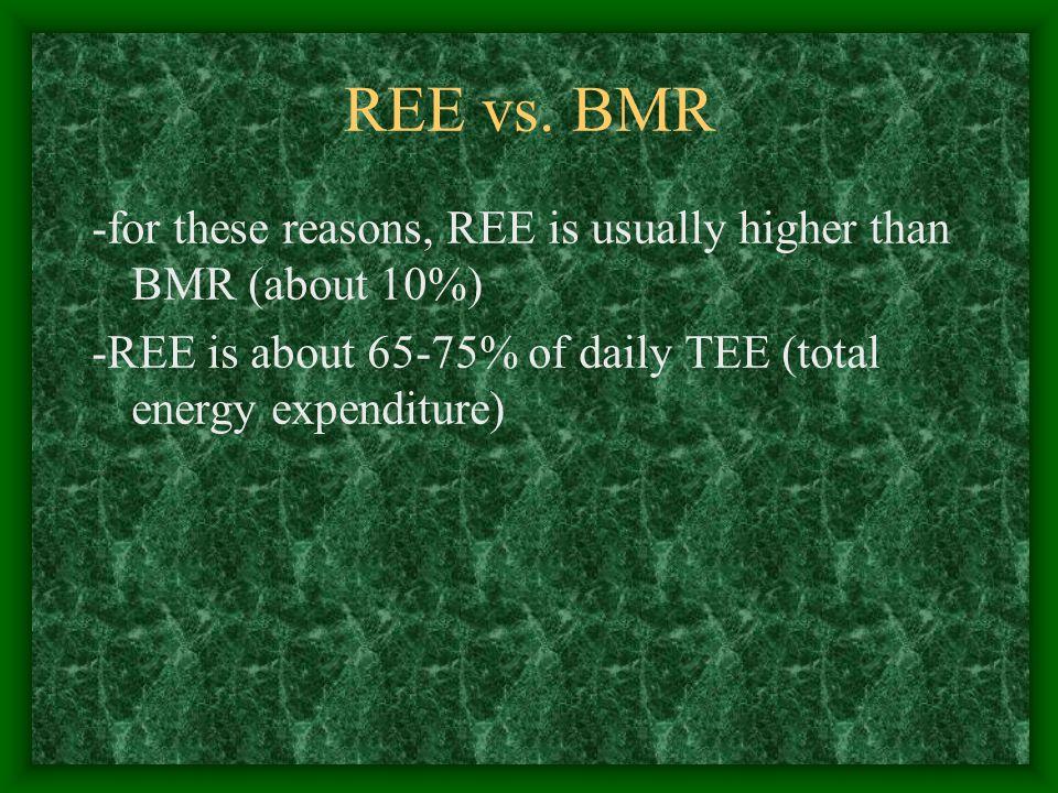 REE vs.