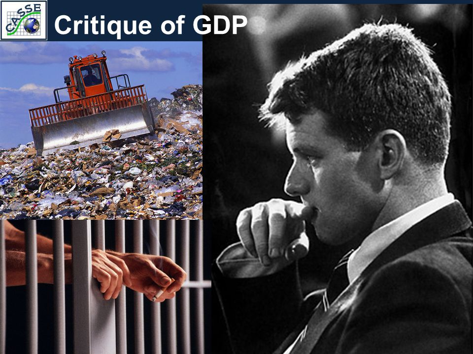 Critique of GDP