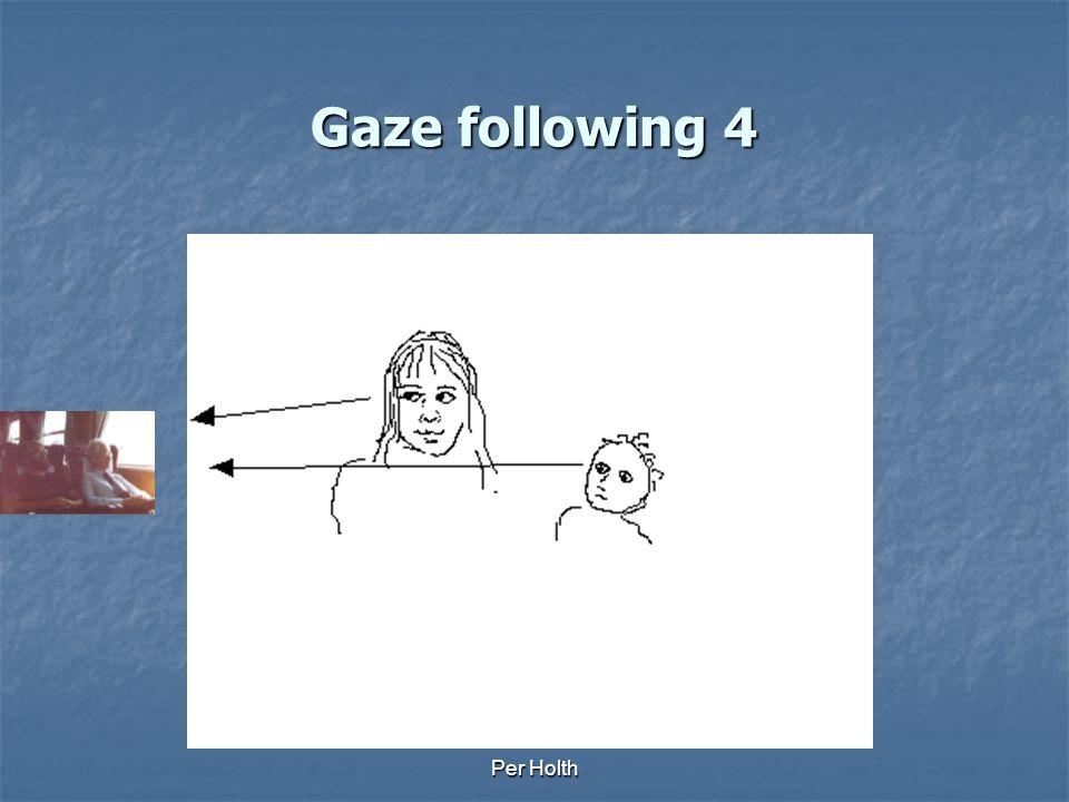 Per Holth Gaze following 3