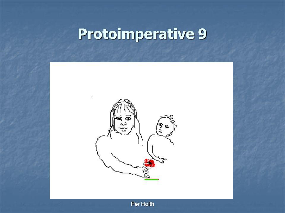 Per Holth Protoimperative 8