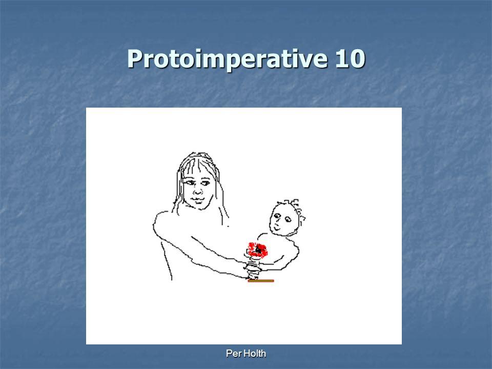Per Holth Protoimperative 9