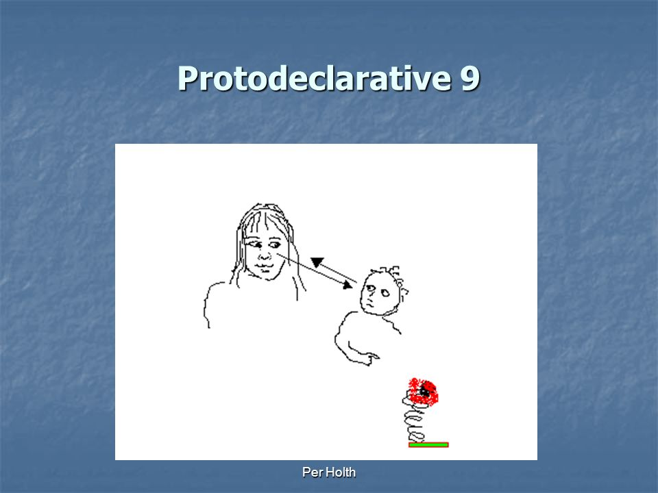 Per Holth Protodeclarative 8