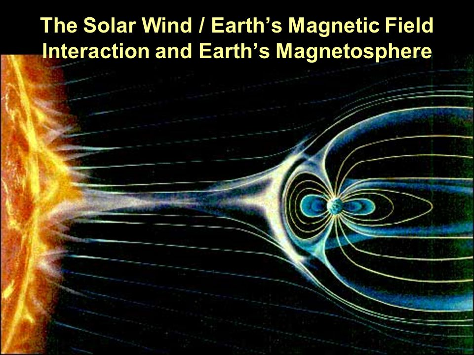 PTYS/ASTR 206Earth 2/27/07 The Solar Wind / Earth's Magnetic Field Interaction and Earth's Magnetosphere