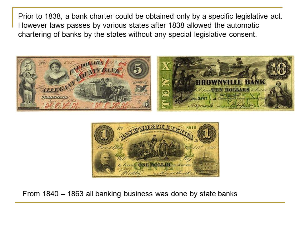 The First bank of the US was chartered in 1791. While officially a private bank, the US government controlled 25%. The charter was not renewed in 1811