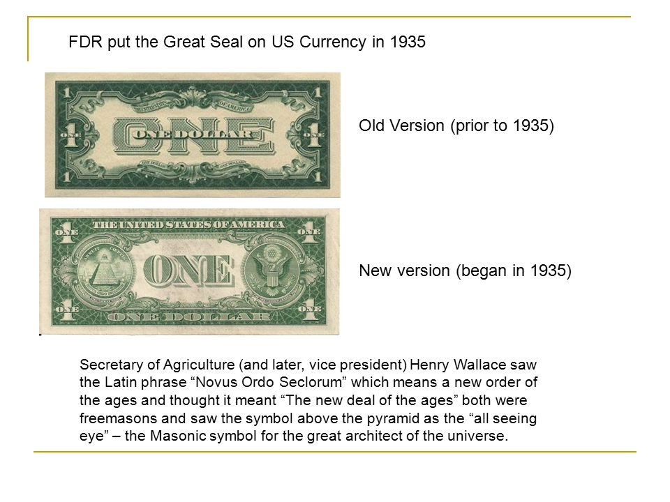 The beginning of the end: 1934 During the great depression, US citizens were converting paper currency into gold in large quantities. The government d