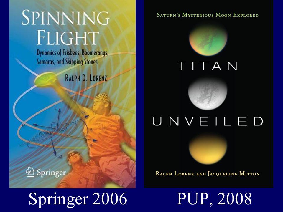 PUP, 2008Springer 2006