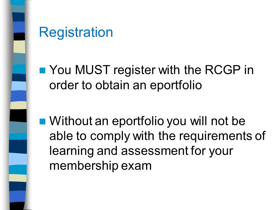 nMRCGP – A competency based examination There are 12 competencies which you need to demonstrate to a competent level by the end of your training A competency is the possession and development of knowledge, skills, attitude and experience for one to be able to effectively perform their role
