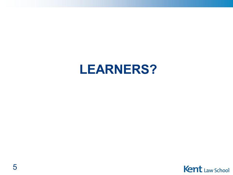 LEARNERS 5