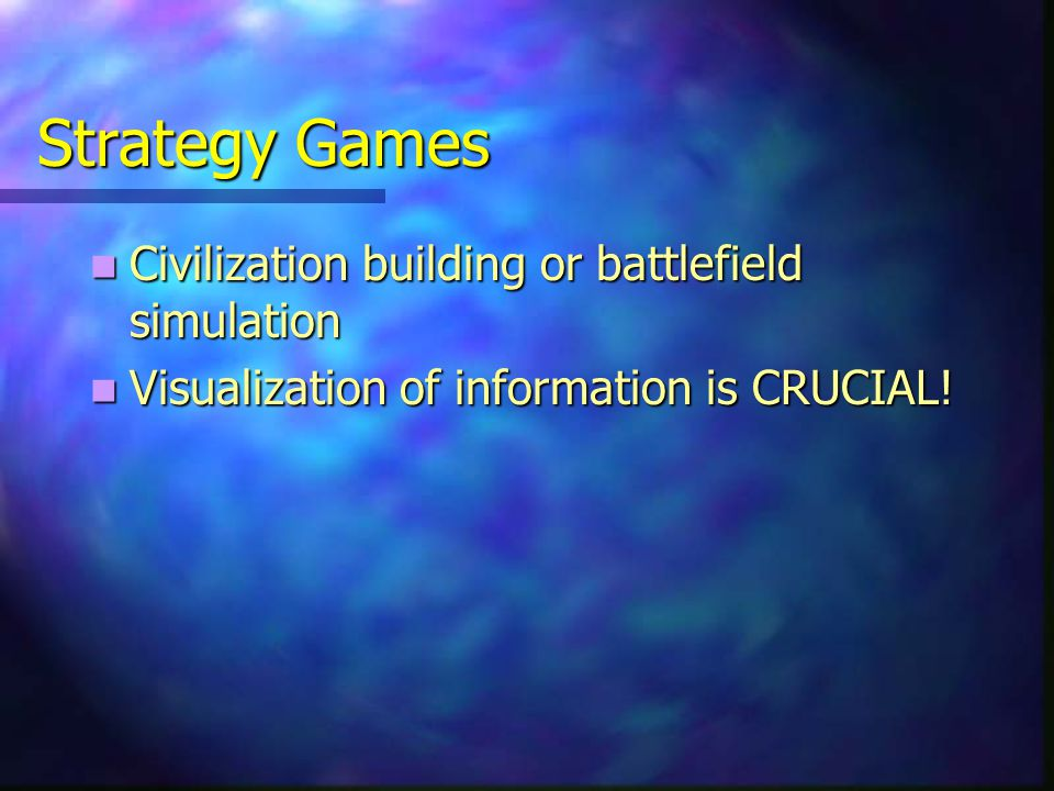 Battlefield Sims Gods eye view Gods eye view Overview + details !.