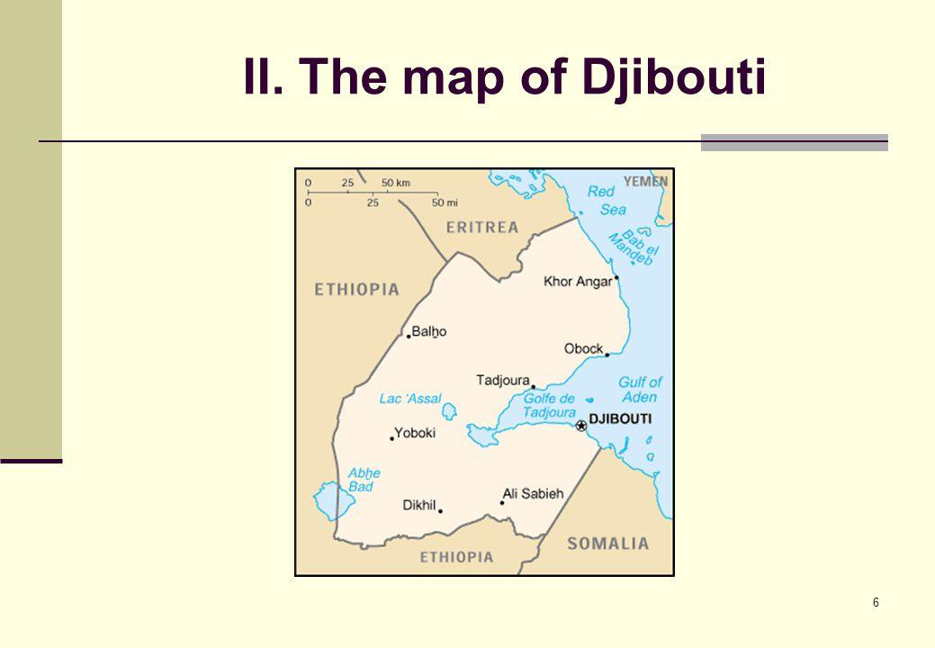 17 IV. Why the strategy of Djibouti as a regional hub (3) Sub-Marine cable SEA-ME-WE3
