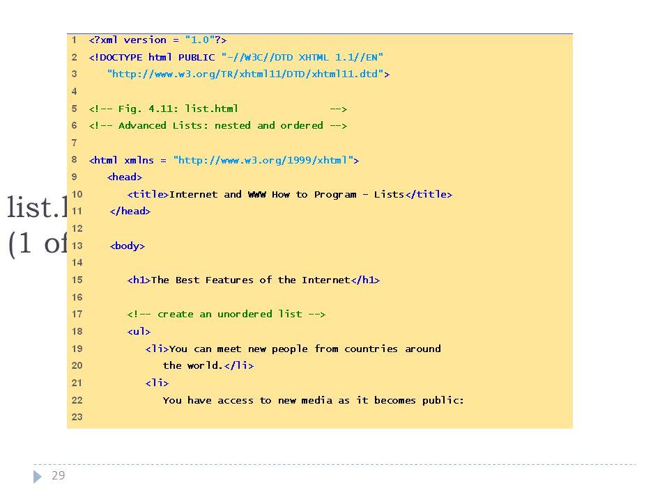 29 list.html (1 of 3)