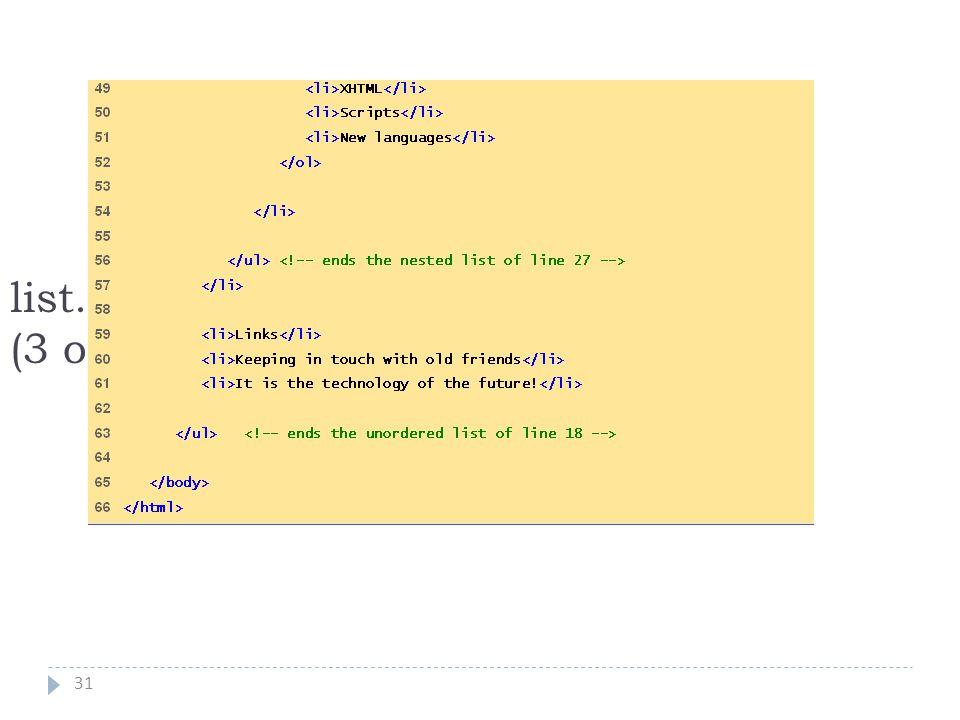 31 list.html (3 of 3)