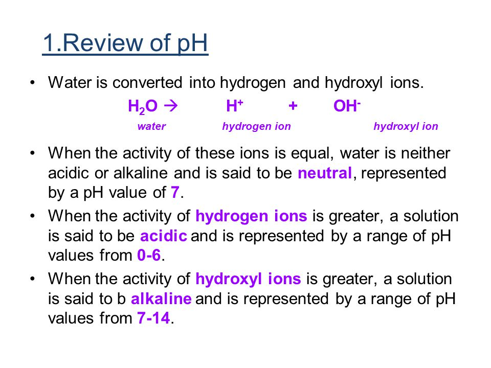 Inorganic aluminum dissolves out of minerals at acidic pH levels, and is toxic to living things.