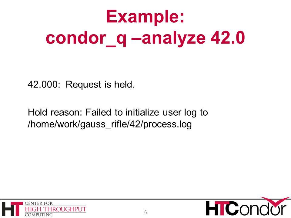 --- 43.000: Run analysis summary.