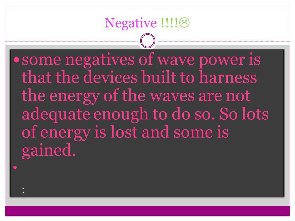 Negative !!!.