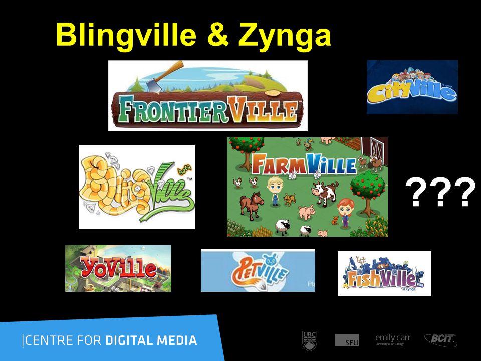 Blingville & Zynga