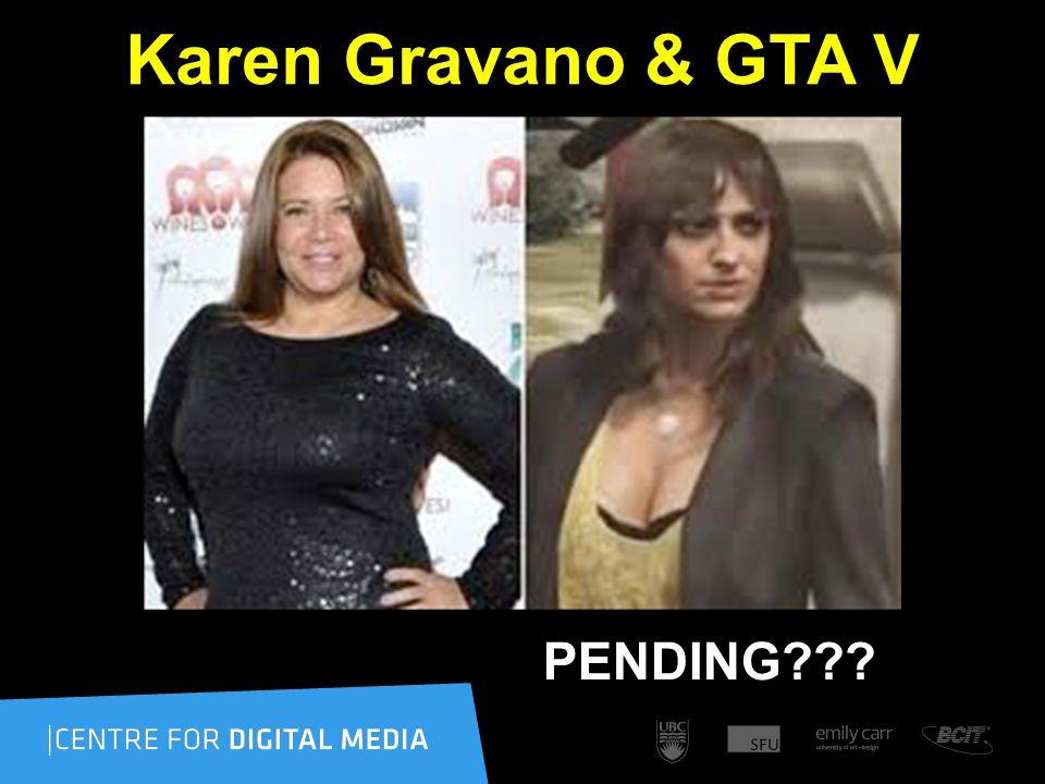 Karen Gravano & GTA V PENDING
