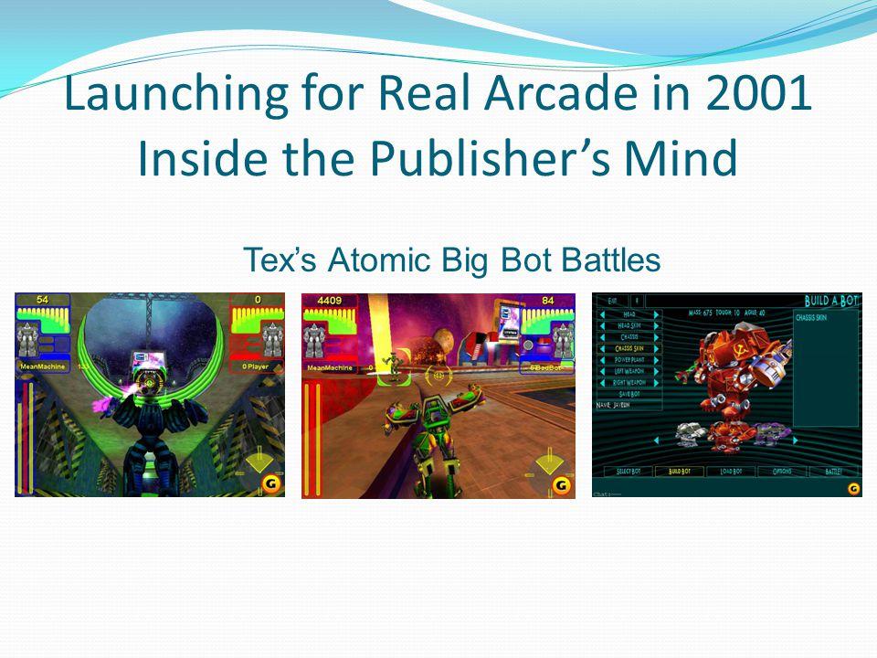 Tex's Atomic Big Bot Battles