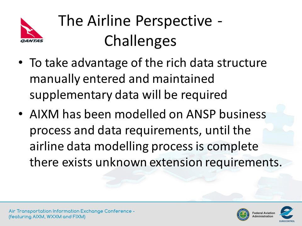 The Airline Perspective - Challenges GRID MORA not supported, what terrain data do we use.