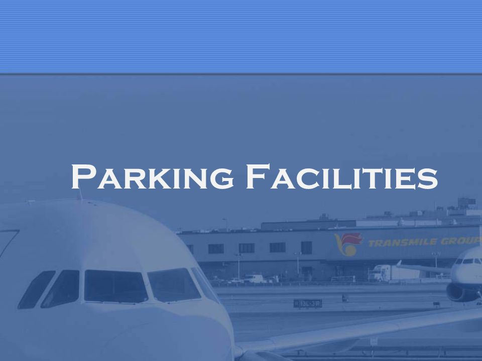 Parking Facilities