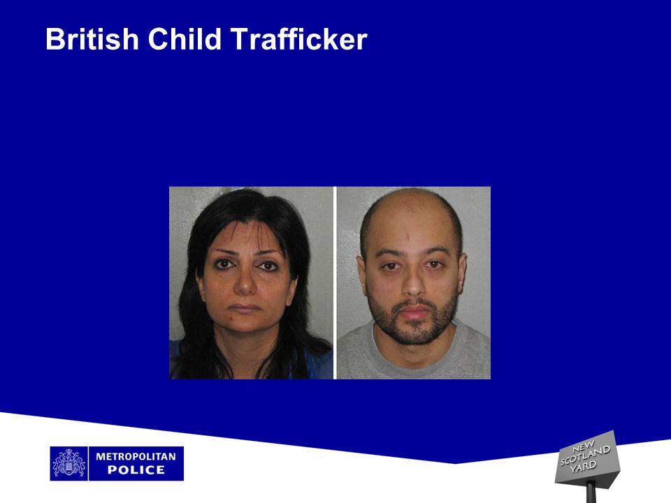 British Child Trafficker