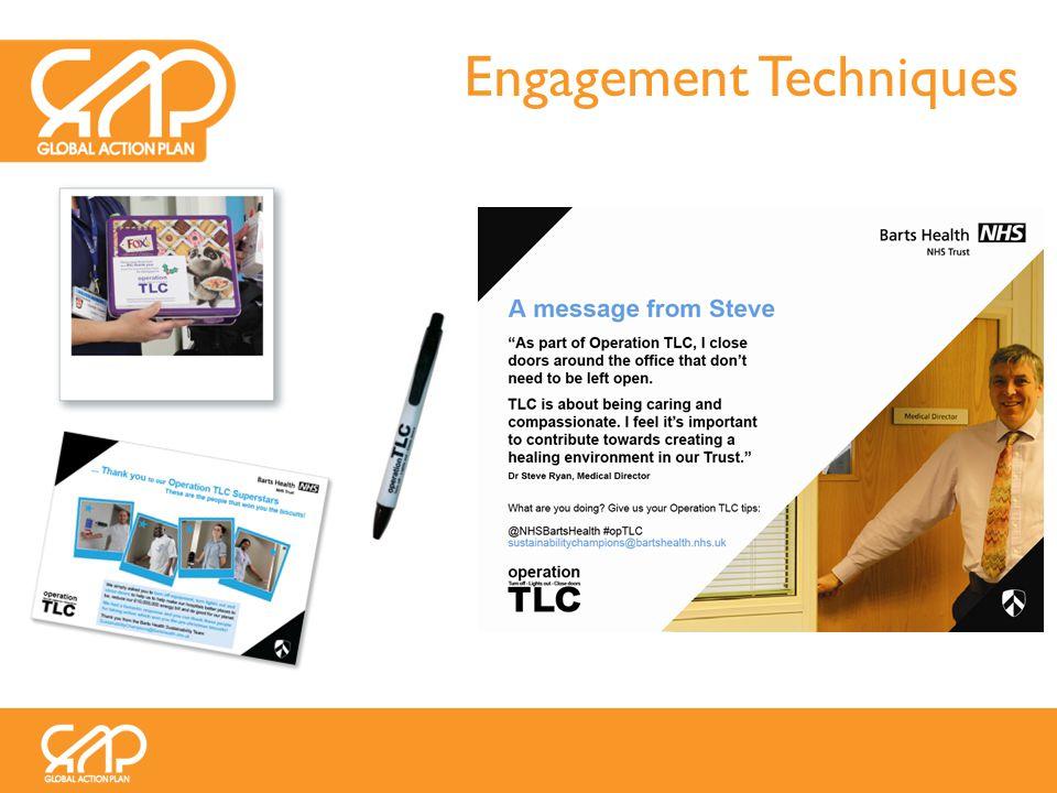 Engagement Techniques 8