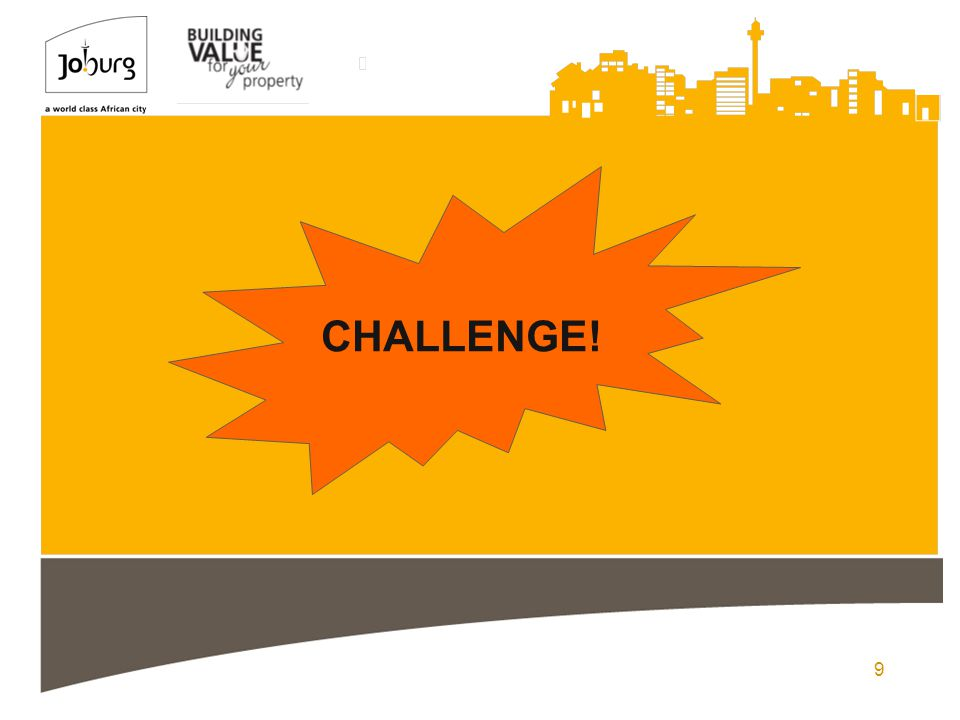 9 CHALLENGE!