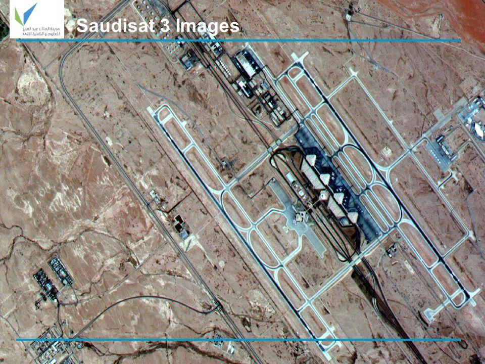 Saudisat 3 Images