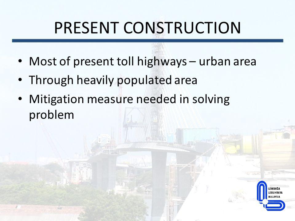 ENVIRONMENTAL PROBLEM (SENAI – DESARU EXPRESSWAY) MITIGATION MEASURES: Safeguarding water Catchment from contaminated spillage  SDE highway alignment traverses through Sg.