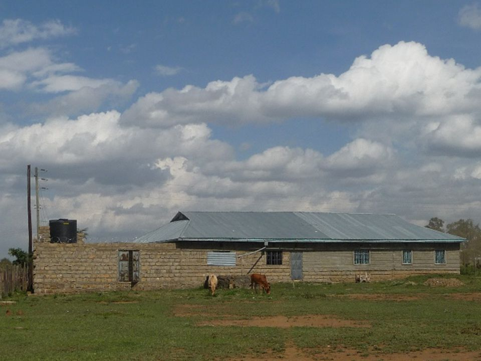 We visited the Kijabe clinic