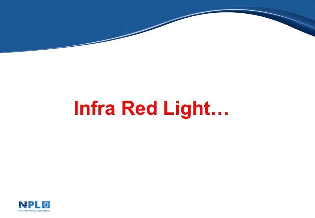 PfB Infra Red Light…