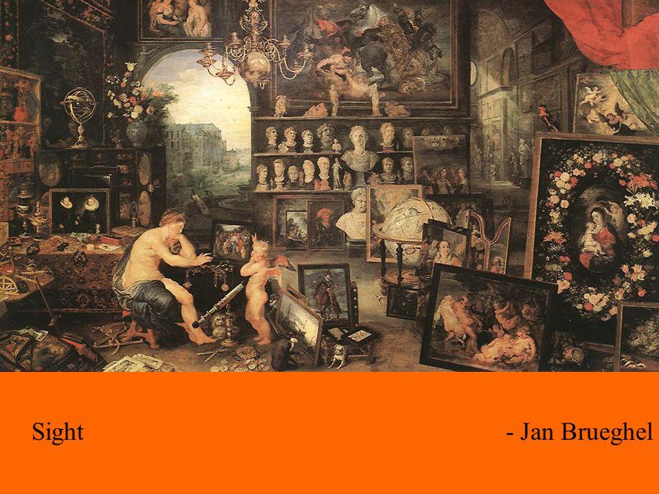 Sight - Jan Brueghel